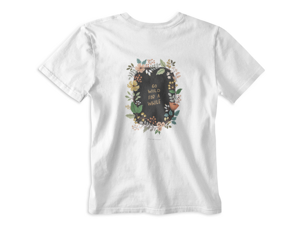 Wild T-shirt - TheInkBucketstore