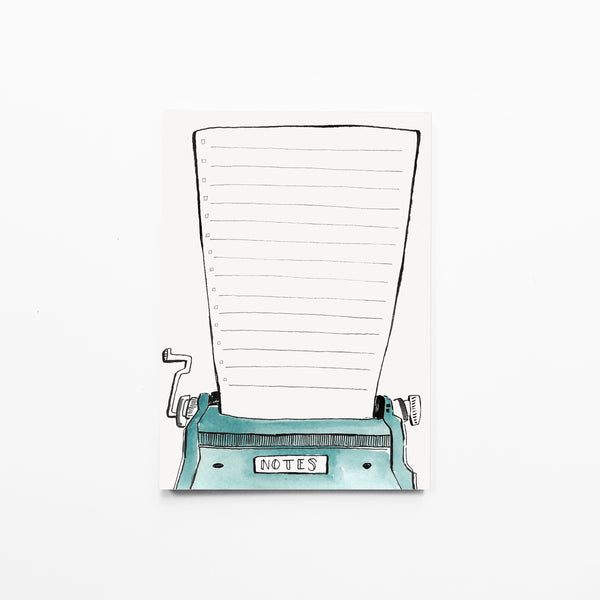 Notepad Small | Notes - TheInkBucketstore