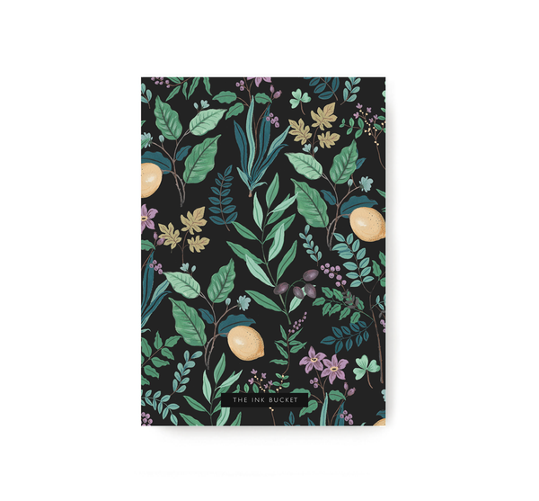 Lemons Pocket Notebook - TheInkBucketstore