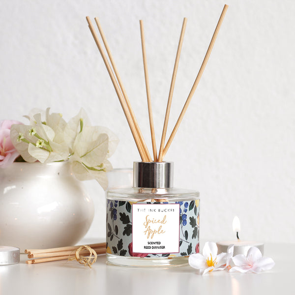 Scented Reed Diffuser | Spiced Apple