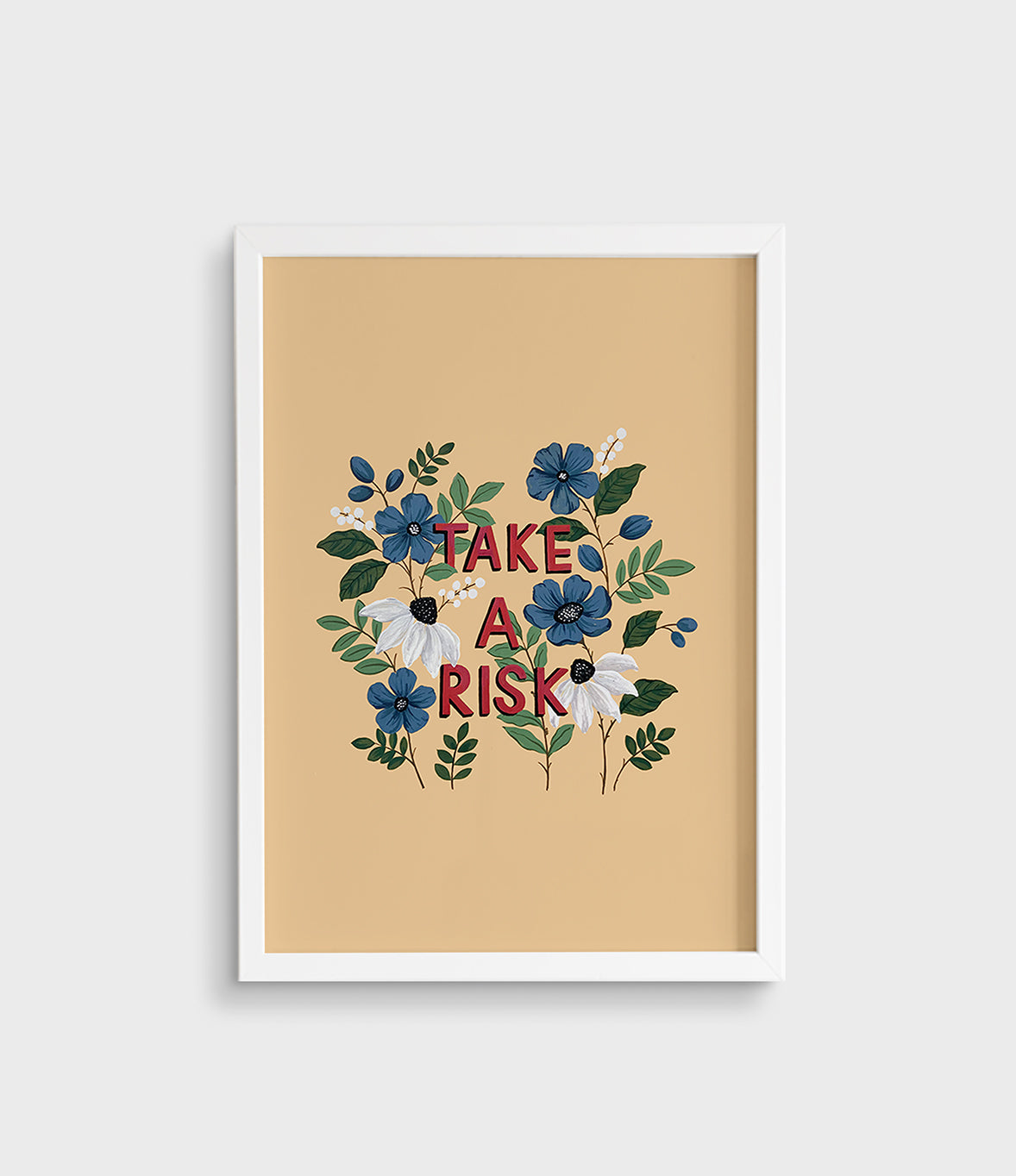 Wall Art | Take a Risk