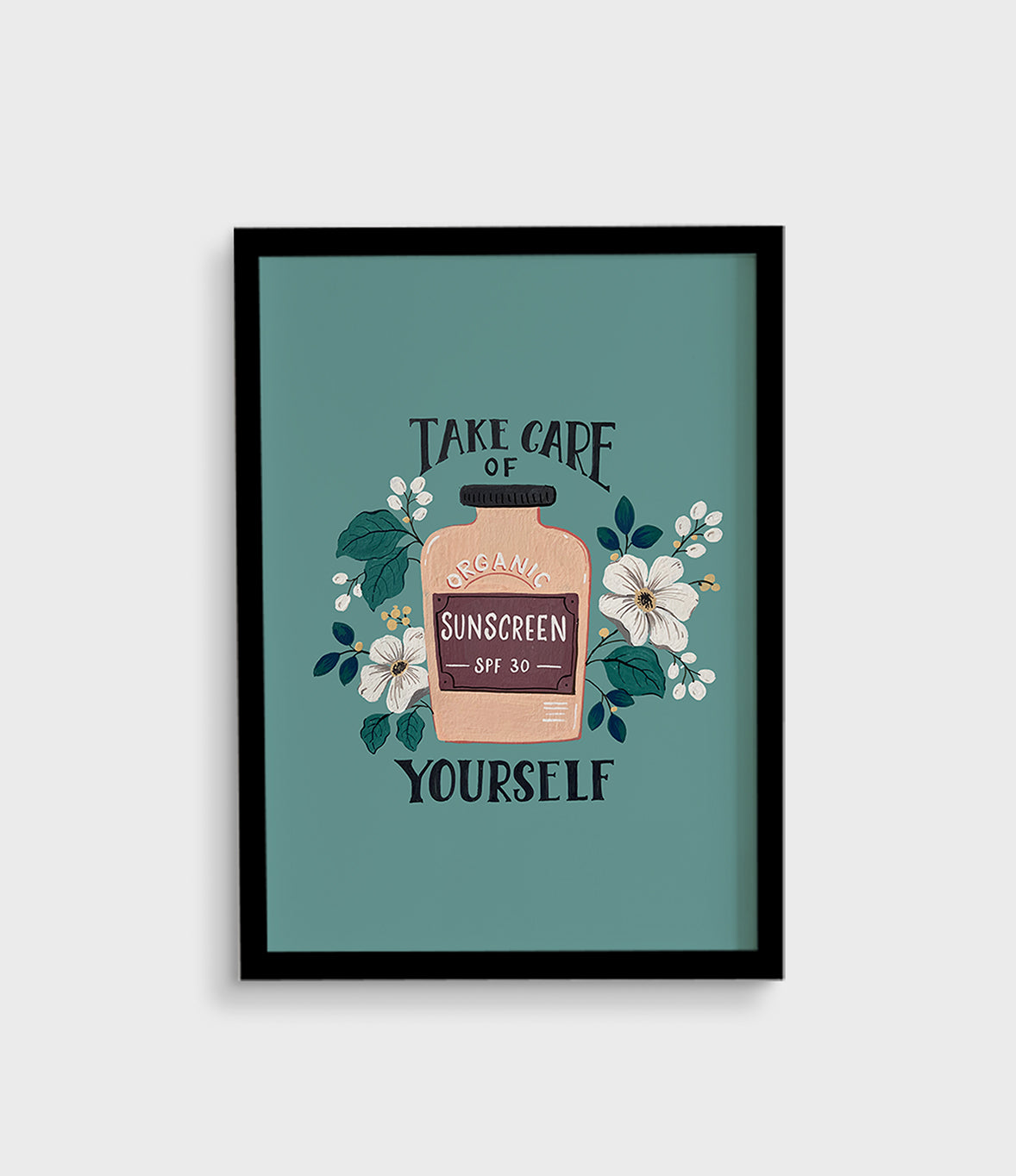 Wall Art | Take Care of Yourself