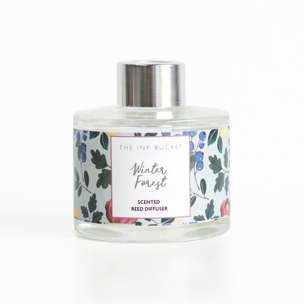 Scented Reed Diffuser | Winter Forest