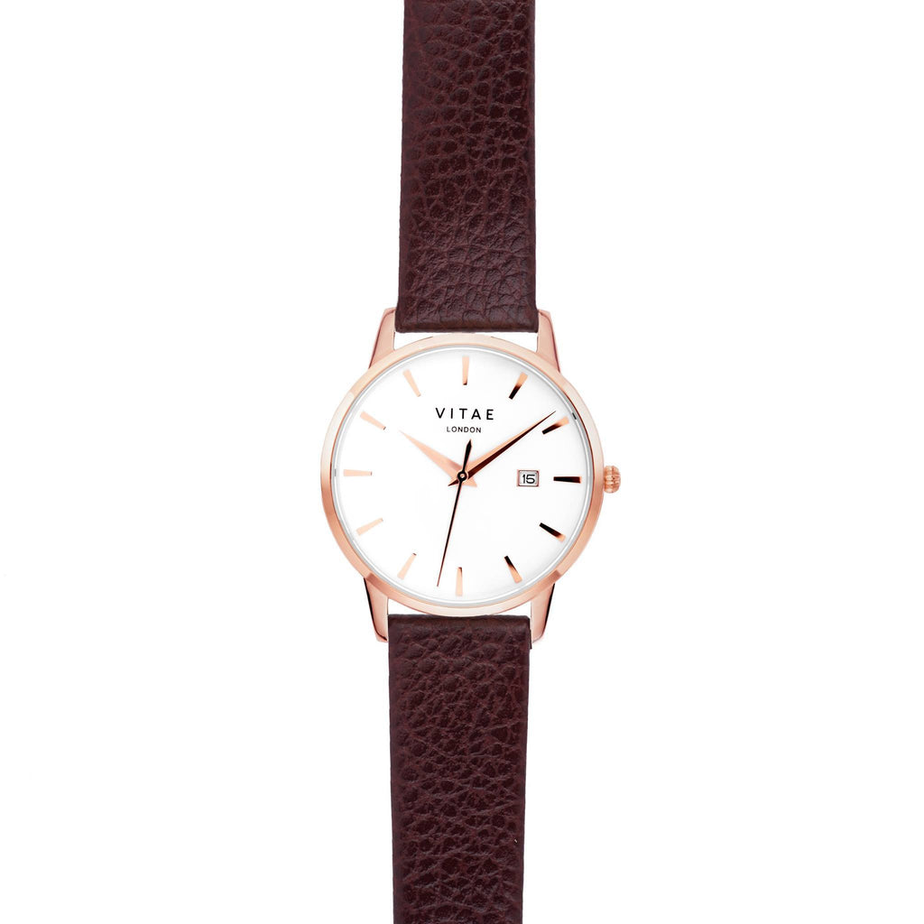 Kleinskool - Rose Gold - 34mm