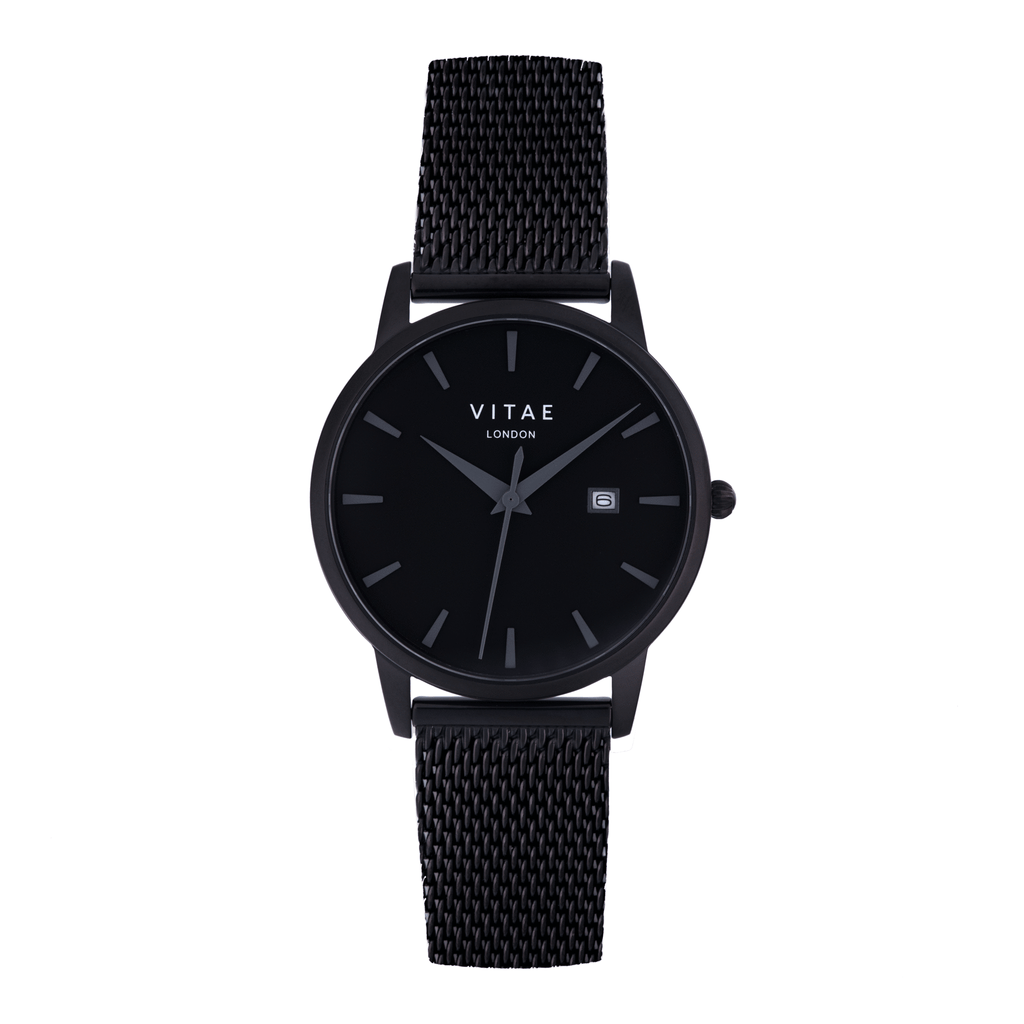 Walmer Midnight - Limited Edition - 40mm