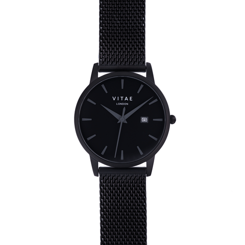 Walmer Midnight - Limited Edition - 34mm