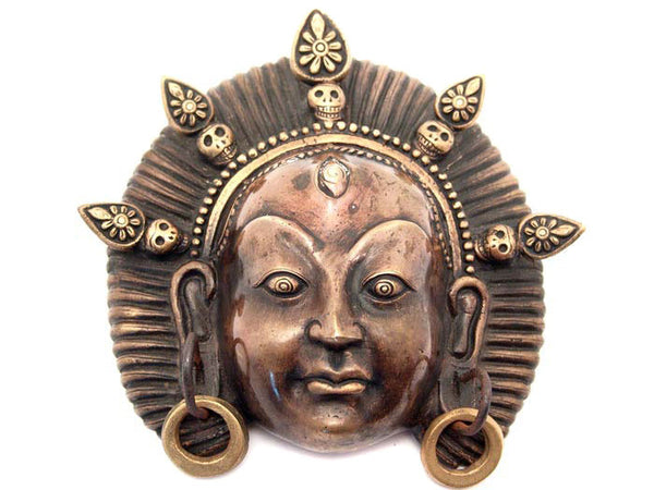 Nepalese Kumari Protection Mask