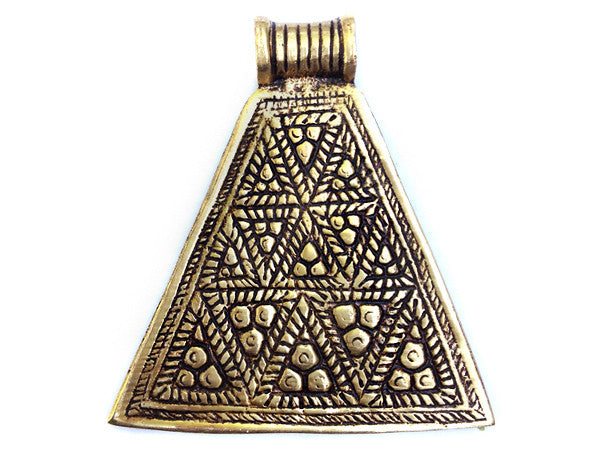 Unique Naga Tribal Pendant