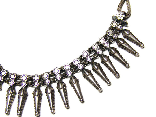 Chain Link Silver Necklace