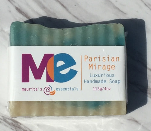 Maurita's Essentials Parisian Mirage Soap