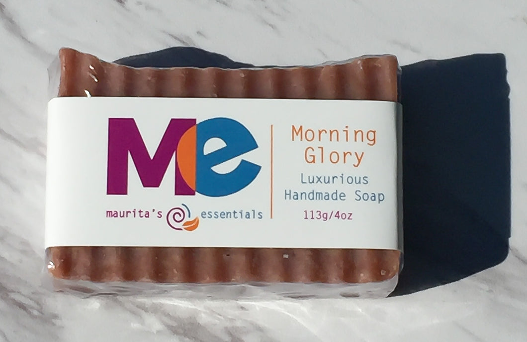 Maurita's Essentials Morning Glory Soap