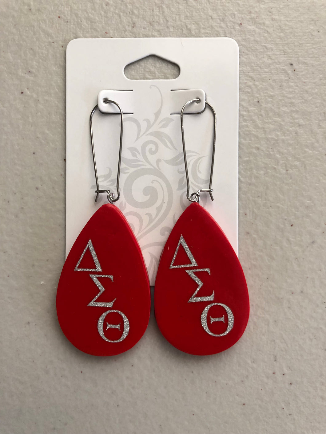 Sorority Earrings