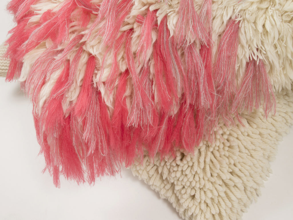mala fringe cushion detail