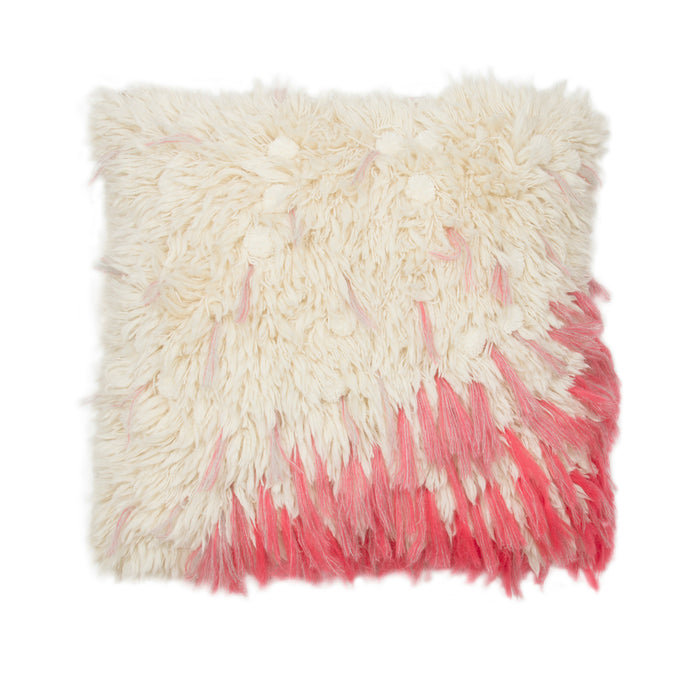 mala fringe cushion