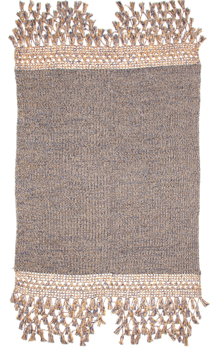 Arcadian Throw Ochre