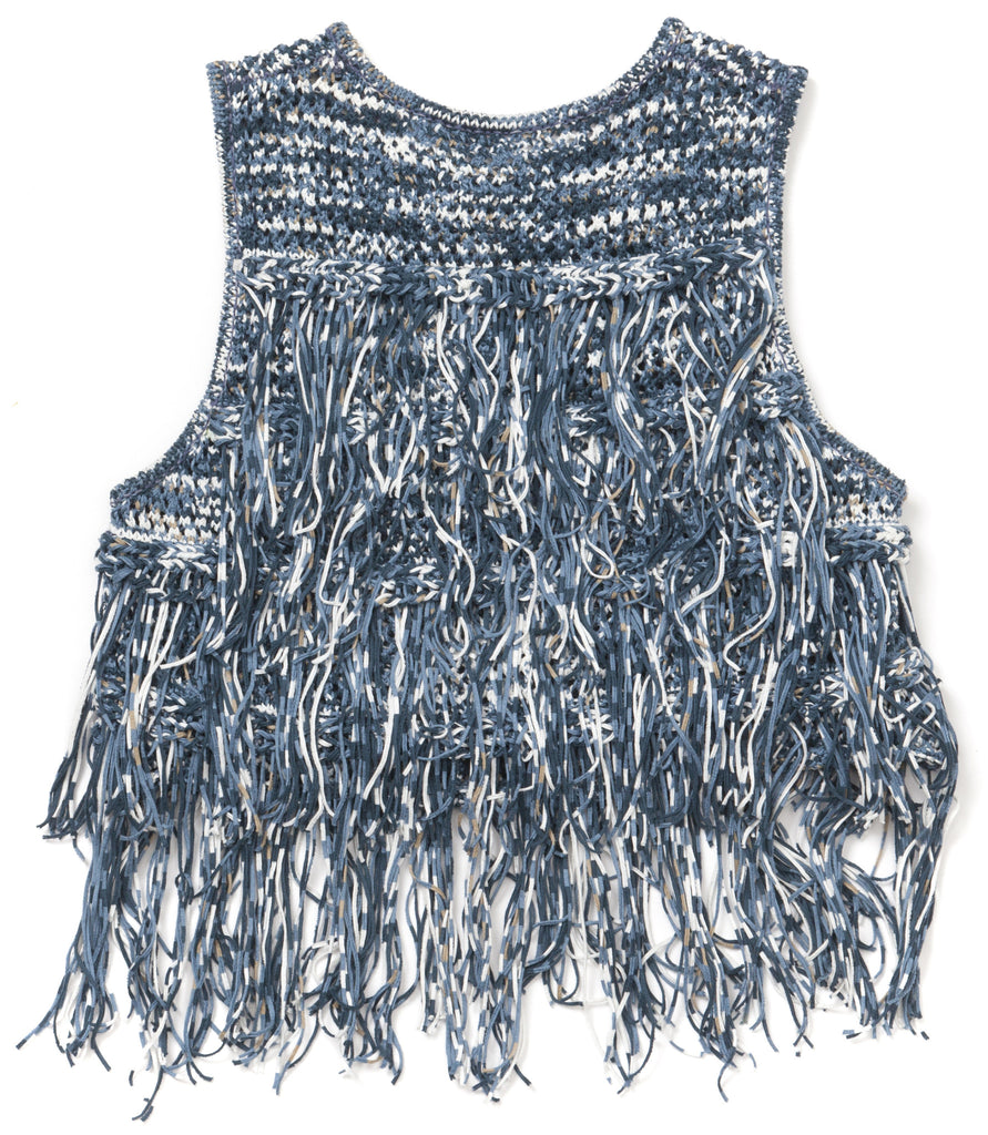 Bengal Fringe Top