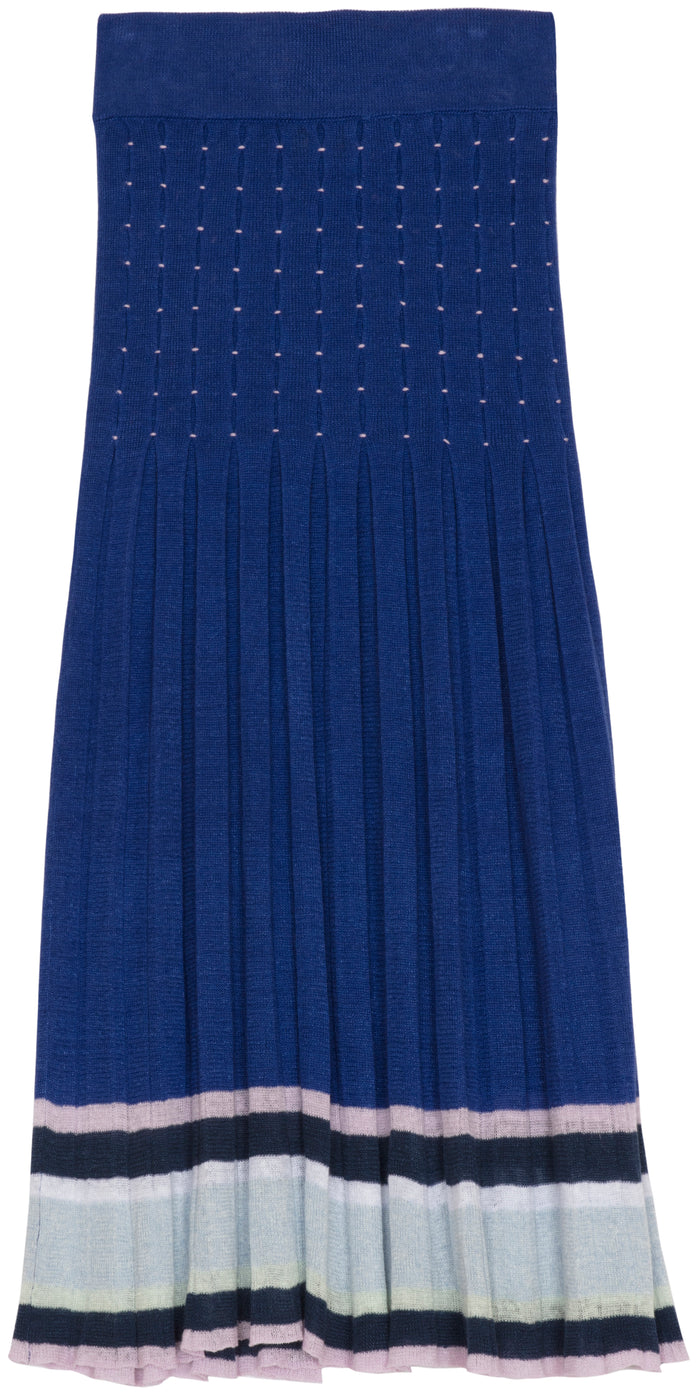 Amma Pleat Skirt