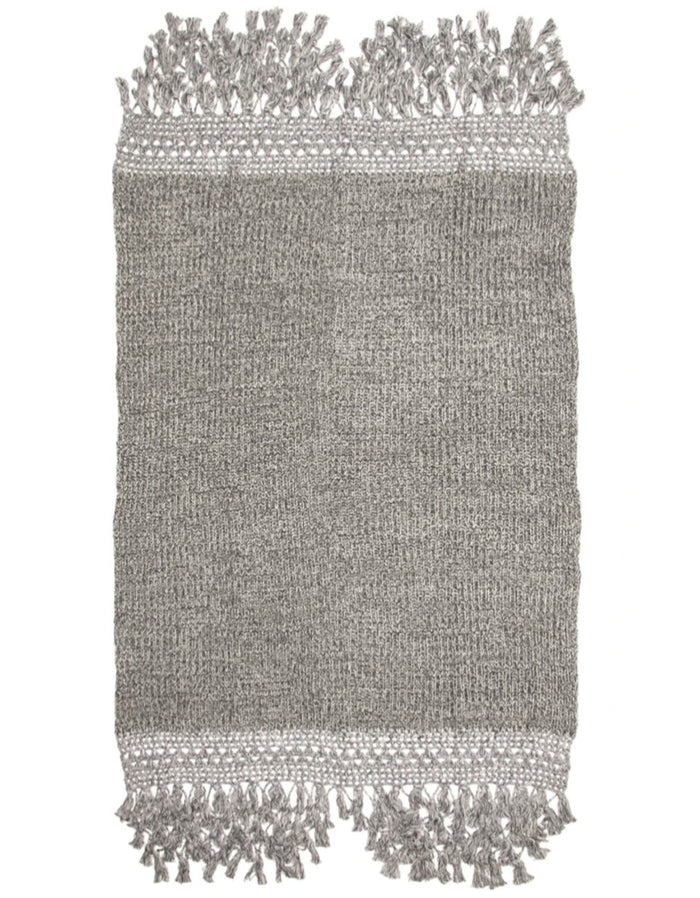 Arcadian Throw Grey