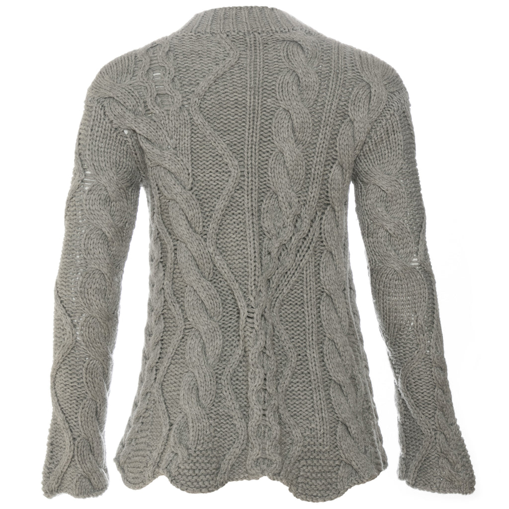 Malai Cable Sweater