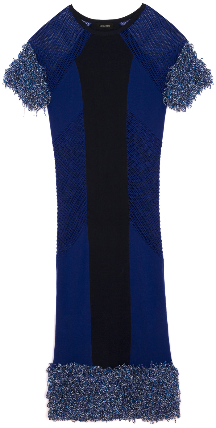 Maldini Fringe Dress