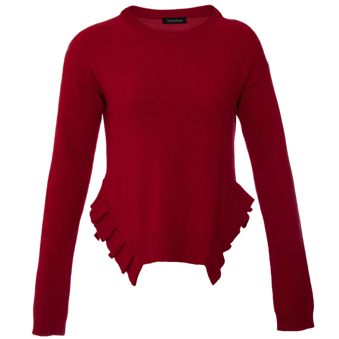Sadri Pleated Sweater