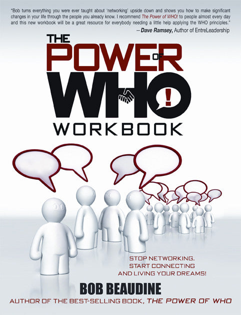 THE POWER of WHO! Workbook