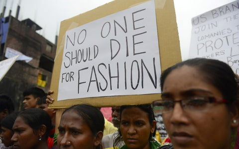 Rana Plaza protests