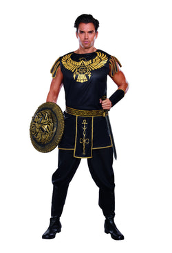 "Men's ""Warrior Of De Nile"" Costume Set"