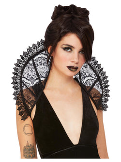 Fever Gothic Lace Stand Up Collar - The Halloween Spot