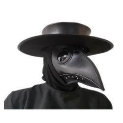 Authentic Plague Doctor Steampunk Mask - The Halloween Spot