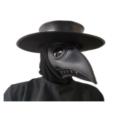 Authentic Plague Doctor Steampunk Mask
