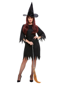 Women's Spooky Witch Costume - The Halloween Spot