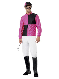 Men's Jockey Costume - The Halloween Spot