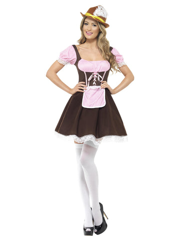 Women's Tavern Girl Costume