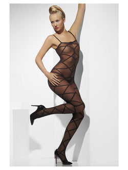 Smiffy's Sheer Body Stocking
