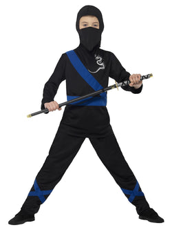 Boy's Ninja Assassin Costume