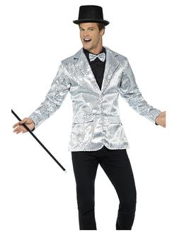Sequin Jacket, Mens - The Halloween Spot
