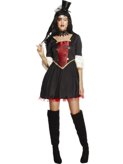 Women's Fever Vampire Princess Costume - The Halloween Spot