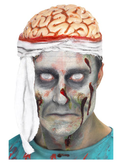 Bandage Brain Hat - The Halloween Spot