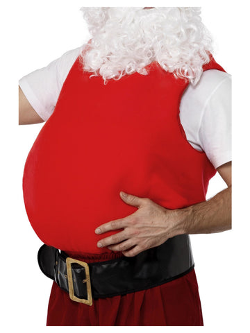 Women's Santa Belly Stuffer