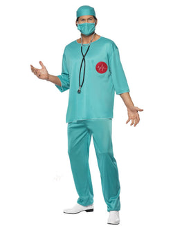 Surgeon Costume - The Halloween Spot