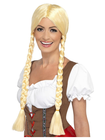 Halloween Bavarian Beauty Wig