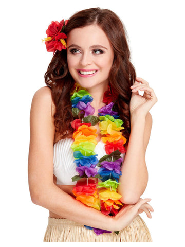 Bright Large Lei