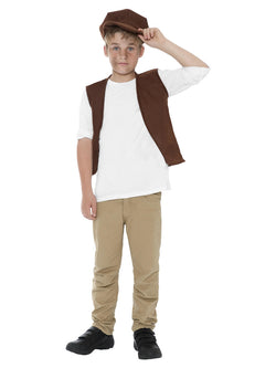 Boy's Victorian Urchin Costume Set
