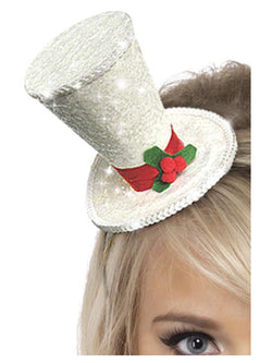 Christmas Mini Top Hat