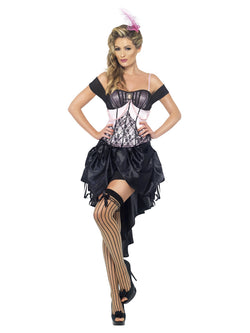 Women's Madame L' Amour Burlesque Costume