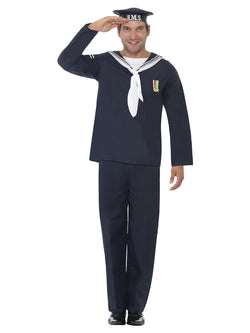Men's Naval Seaman Costume