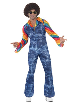 Mens Groovier Dancer Costume
