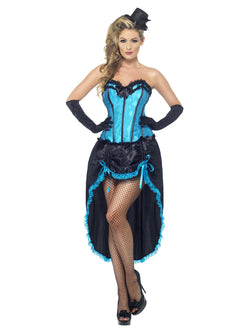 Women's Burlesque Dancer Costume