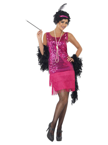 Women's Funtime Flapper Costume